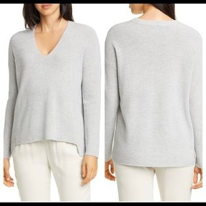 NWT Eileen Fisher | Merino Wool Sparkle Sweater
